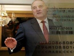 Президент Латвии не подписал поправка к внж