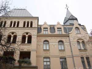 Пафосные новостройки в центре Риги будут пустовать