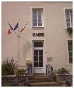 Une mairie en Mayenne sans devise