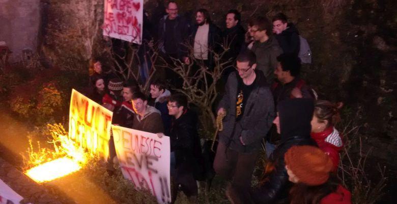 (c) Photo leglob-journal - Collectif Nuit Debout du 7 Avril 2016