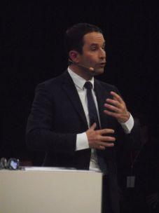 Benoit Hamon veut encore croire à un vote de conviction massif