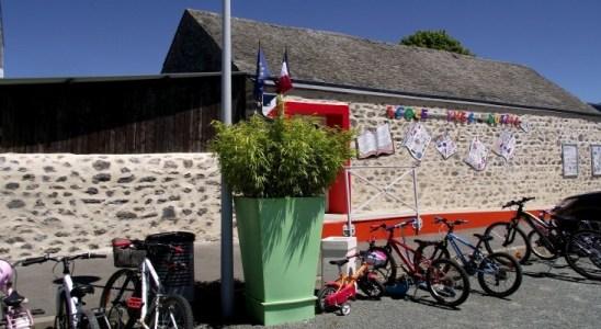 L'école Yves Duteil, de Saint-Georges-Le-Fléchard où a été signée la Convention - (c) leglob-journal