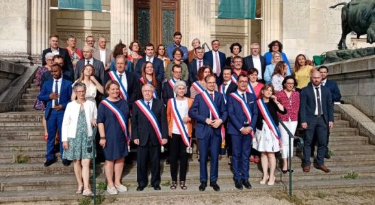 le groupe municipal new-look