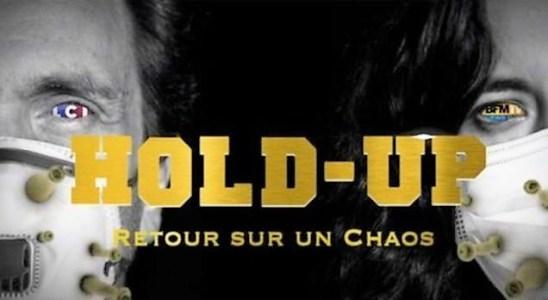 L'affiche de Hold Up