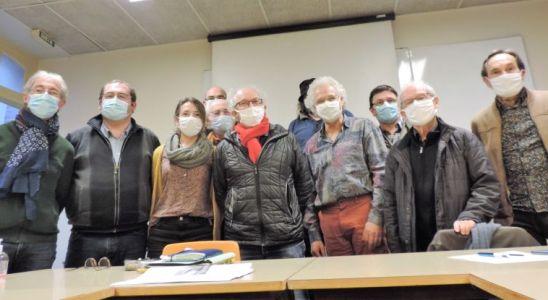 Le collectif de 14 organisations contre le projet de l'UCO à Laval en Mayenne