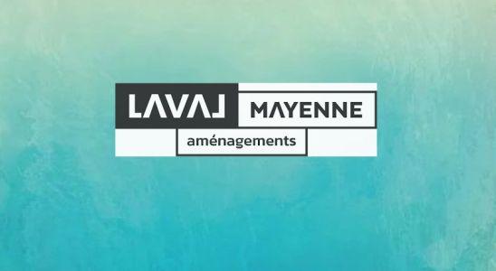 le logo de Laval Mayenne Aménagements