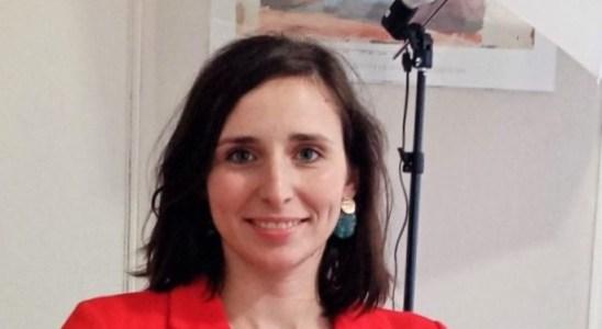 Solène Menasger Tête de liste EELV aux Régionales