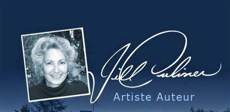 La signature de Jill Culiner, une artiste en Mayenne