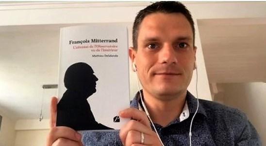Mathieu Delalande présente son livre