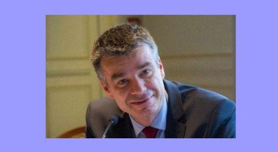 le maire de Saint-Berthevin