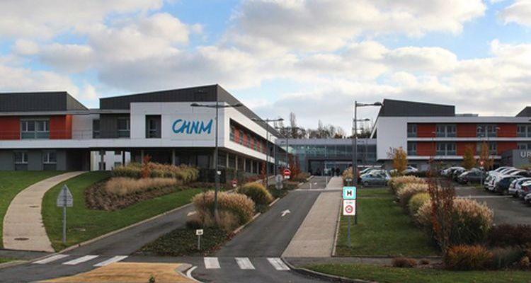Vue d'ensemble du CHNM à Mayenne