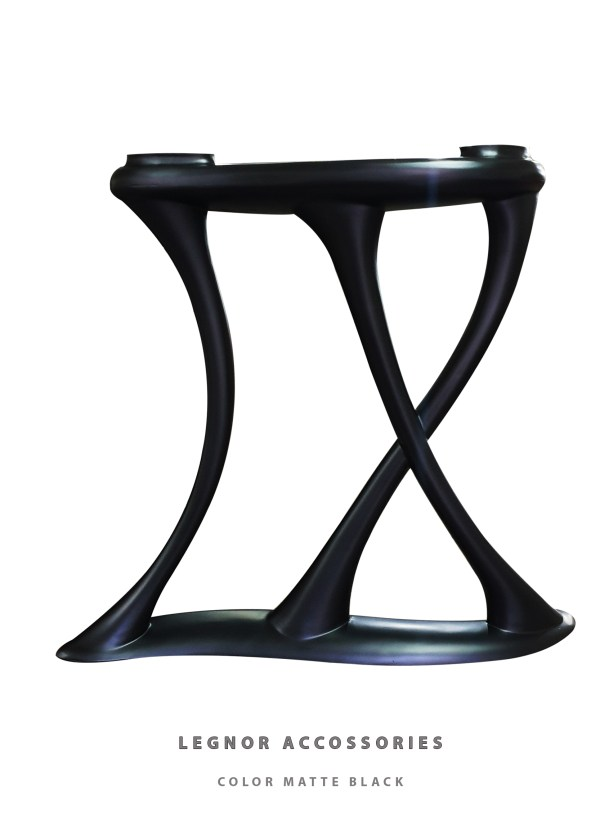Sculptured Table Base