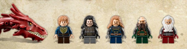79018 The Lonley Mountain - Characters