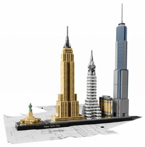レゴ・アーキテクチャー・ニューヨーク