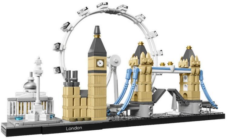 レゴ・アーキテクチャー・ロンドン