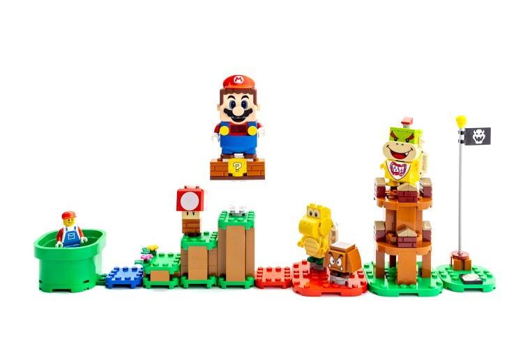 レゴマリオ LEGO MARIO