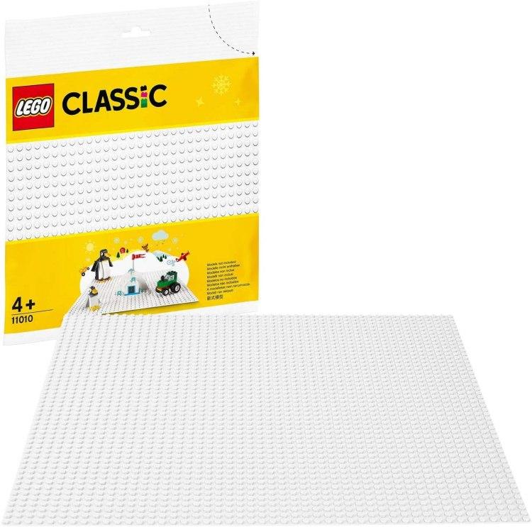 レゴの基礎板(白)