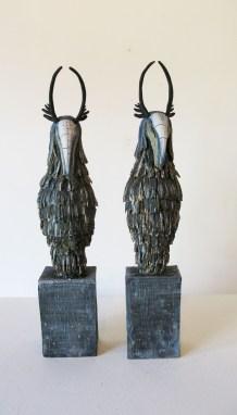 Sculpture by Ita Drew