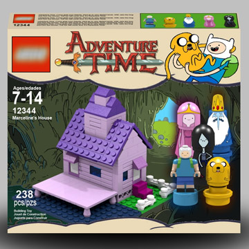 The Adventure Time Project  A Lego land of Ooo at Lego CUUSOO     jazlecraz s Lego Cuusoo  The Adventure Time Project Micro Marceline s  House