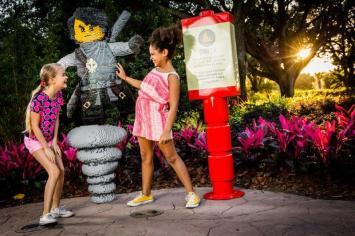 LEGOLAND FLORIDA NINJAGO WORLD
