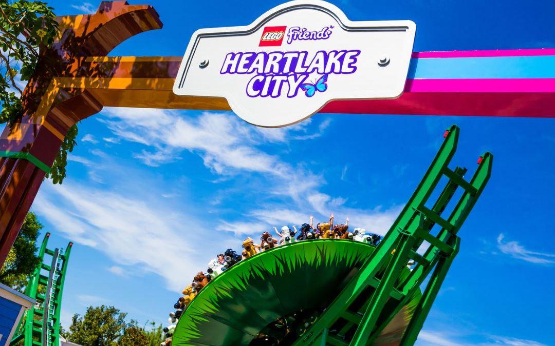 LEGOLAND Florida's new Heartlake City area now open to the public