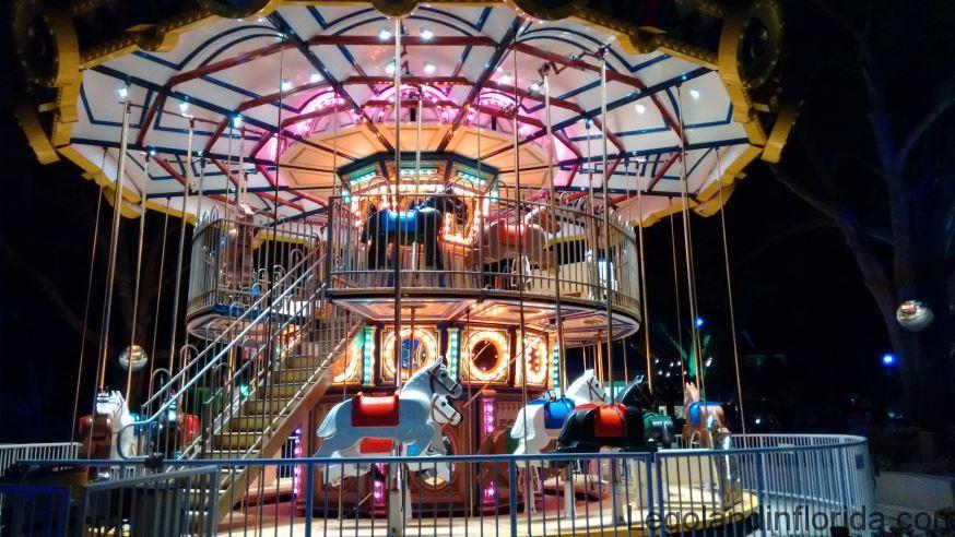 LEGOLAND Florida The Grand Carousel