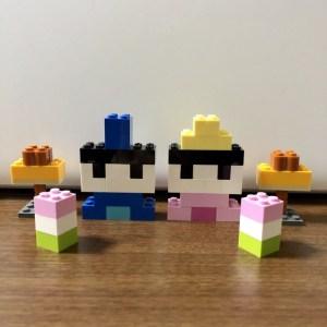 レゴ クラシック 10698 レシピ
