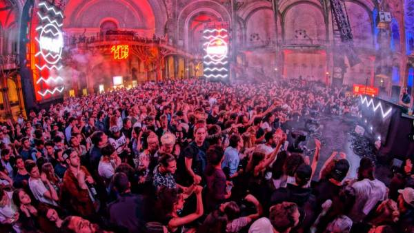 Boiler Room x Cinema Paradisio – Live Report