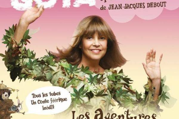 Le grand retour de Chantal Goya