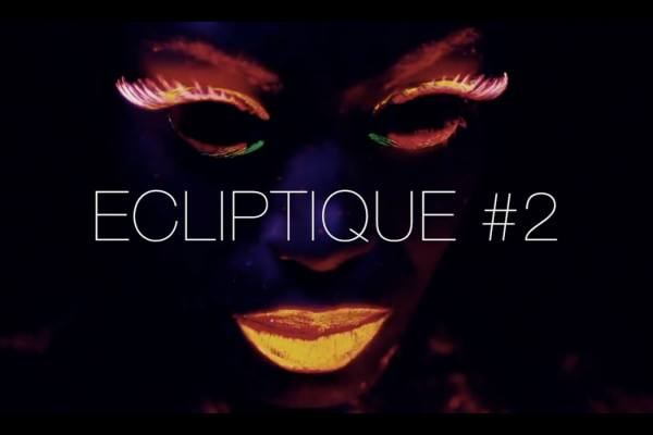 Ecliptique #2 : Bodypainting