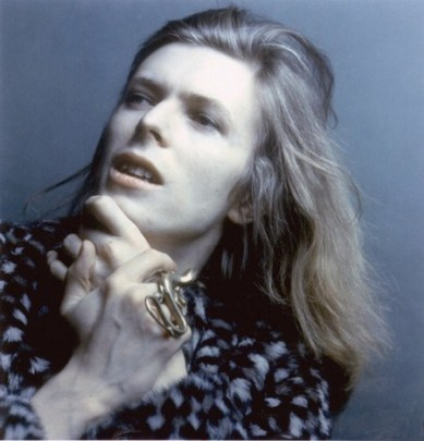 bowie young