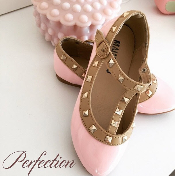 Moderne Child - Valentino Flats for Girls