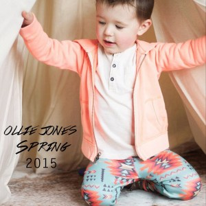 Ollie Jones - Boys Aztec Leggings
