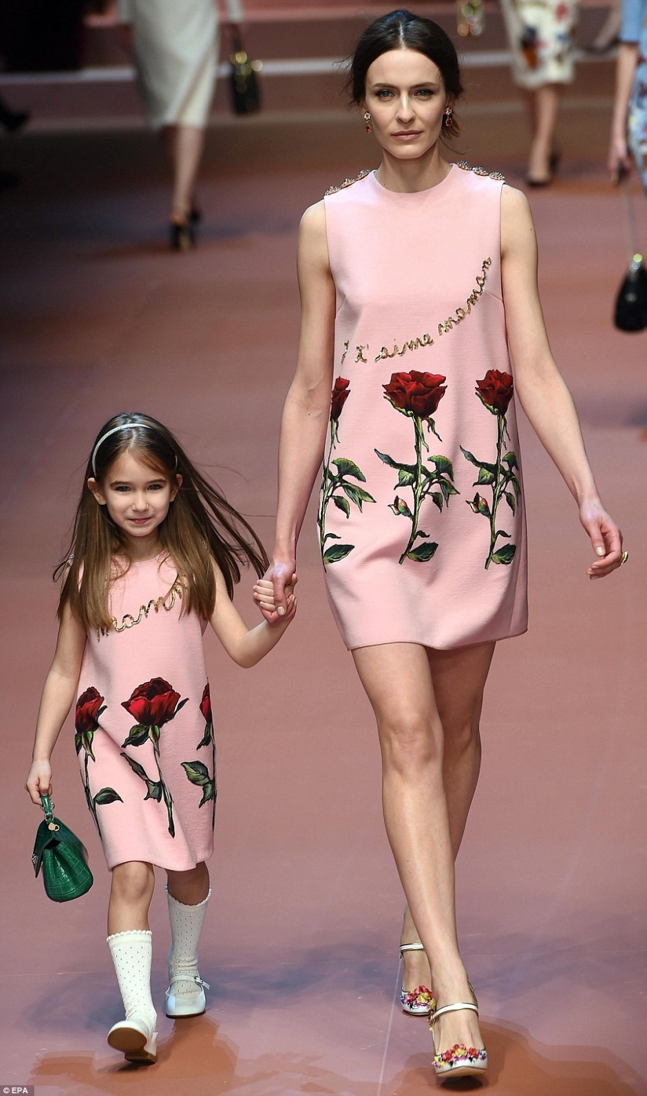 Dolce & Gabbana Mother and Daughter