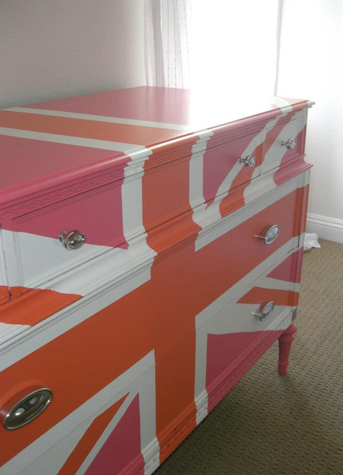 Can I Paint A Dresser And Put It Outside