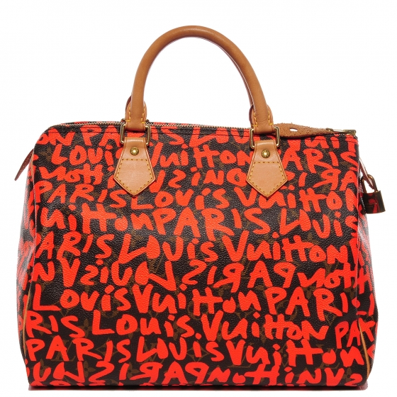 Louis Vuitton Stephen Sprouse Collection 2009 Confederated