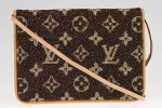 authentic louis vuitton beaded pouchette