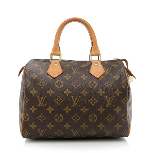 Authenticating a Louis Vuitton Speedy 25 Handbag 26584ab6bdf6d