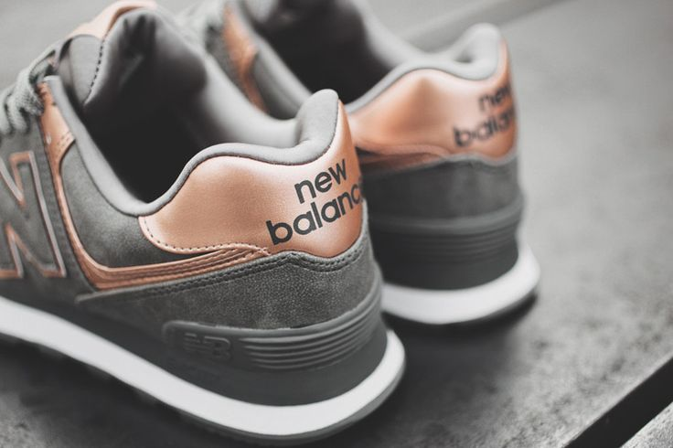 metallic new balance