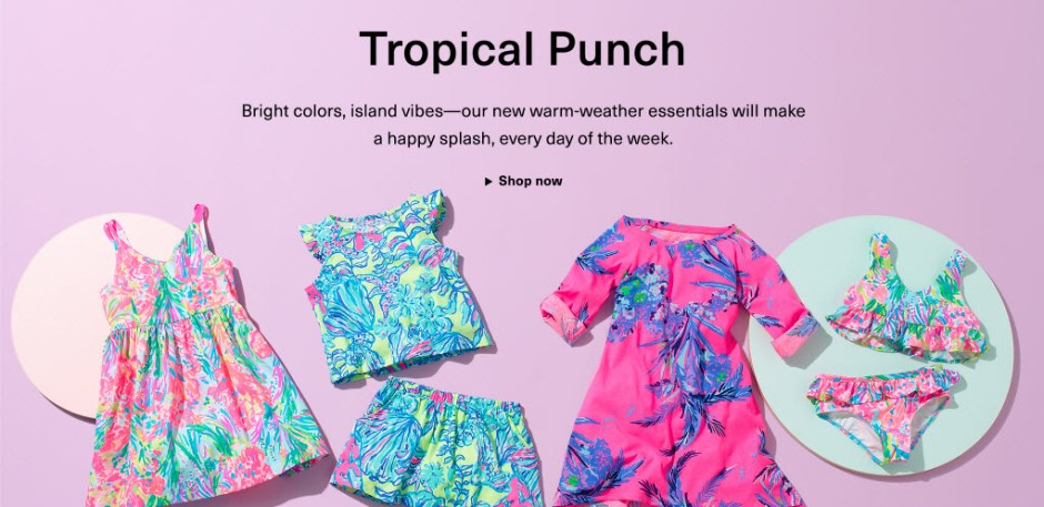 tropical punch girls