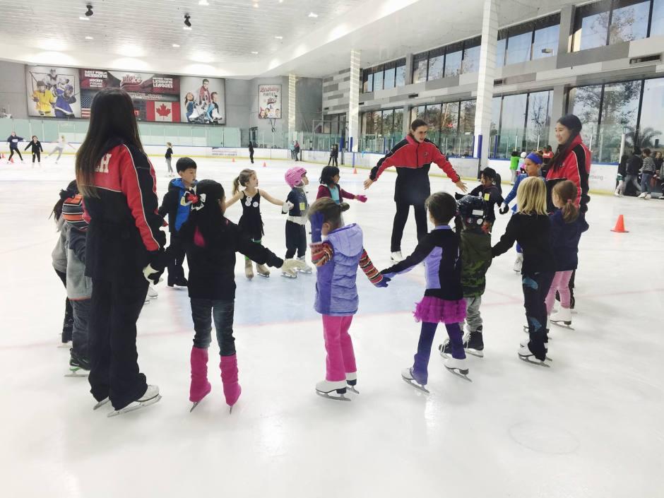 utc ice skating rink la jolla