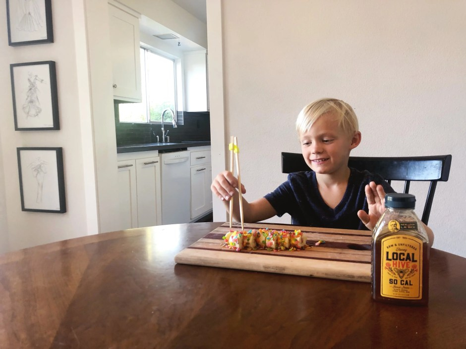 local-hive-banana-sushi-for-school