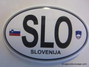 Ecusson Slovénie