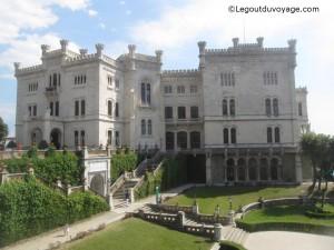 Château de Miramare - Italie