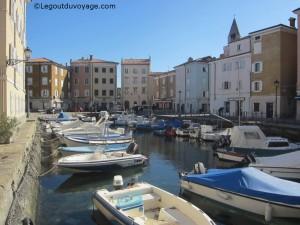 Port de plaisance Muggia - Italie