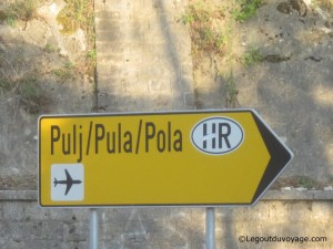 Aéroport Pula