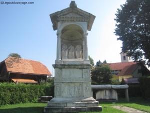 Le plus grand monument de la nécropole : Spectatii
