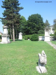 Nécropole romaine - Šempeter, Slovénie