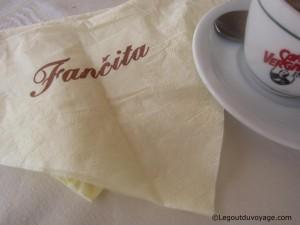 Restaurant Fančita - Vrsar