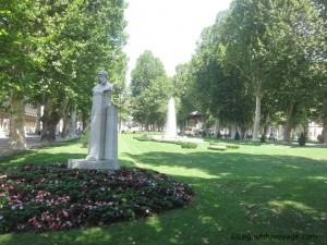 Parc Zrinjevac - Zagreb